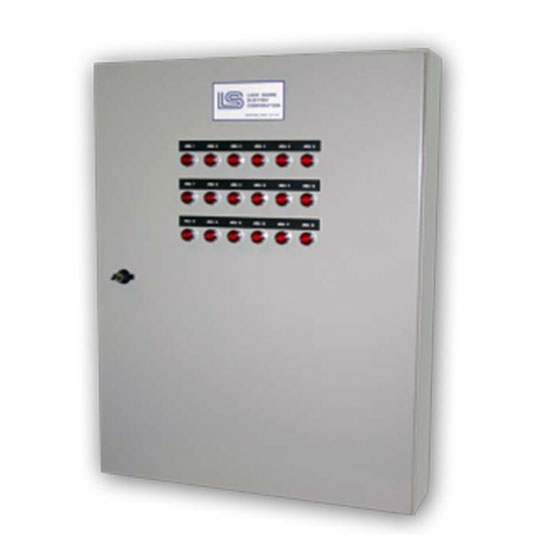 Area Protection Panels