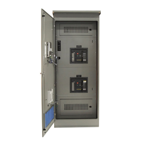 Insulated Case Manual Transfer Switch