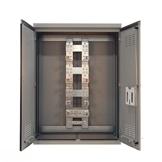 Utility Metering Transformer Cabinet