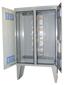 Utility Metering Transformer Cabinets