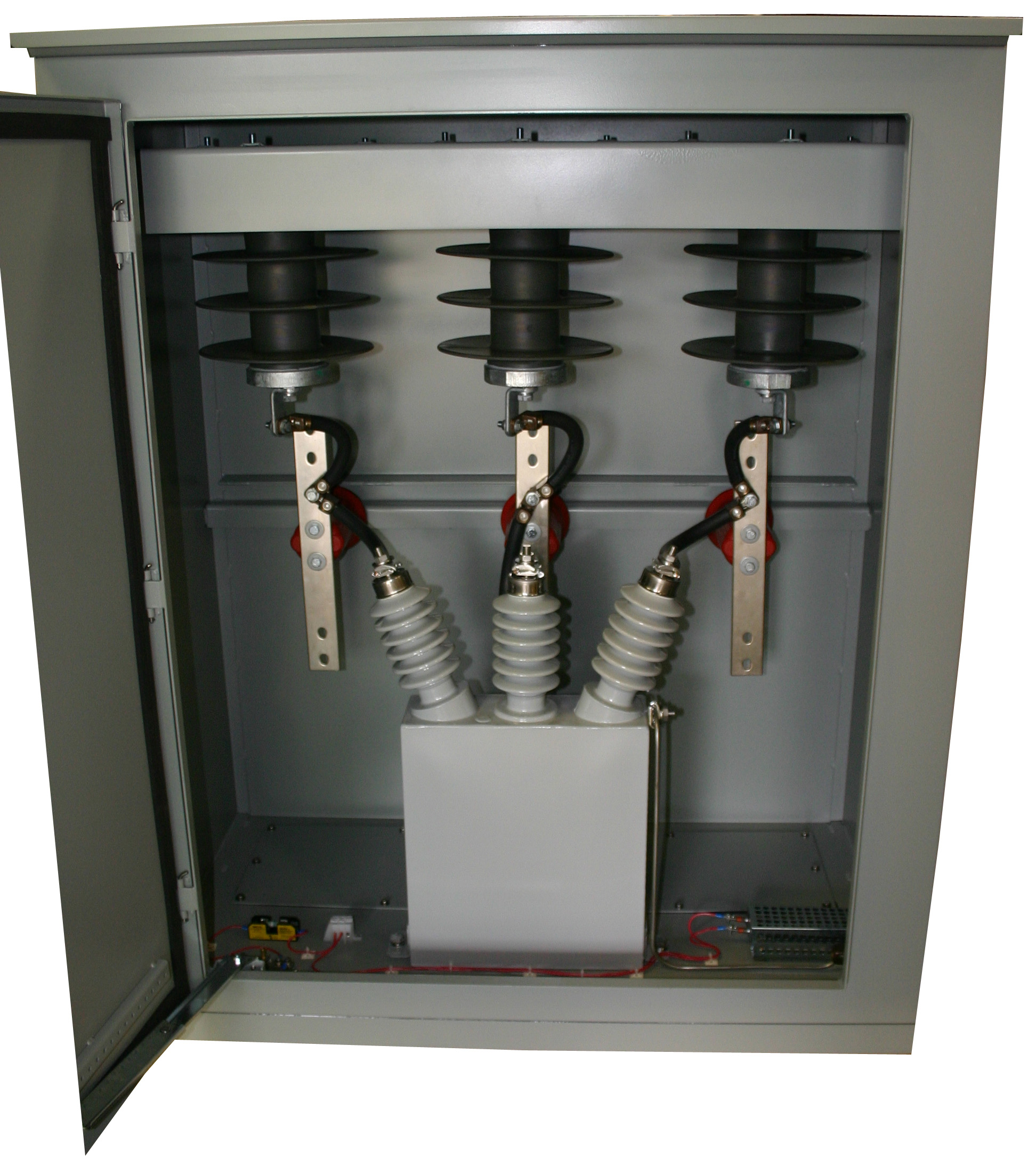 Generator Surge Protectors - Inside View