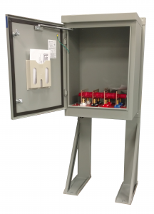 Quick Connection Cabinet