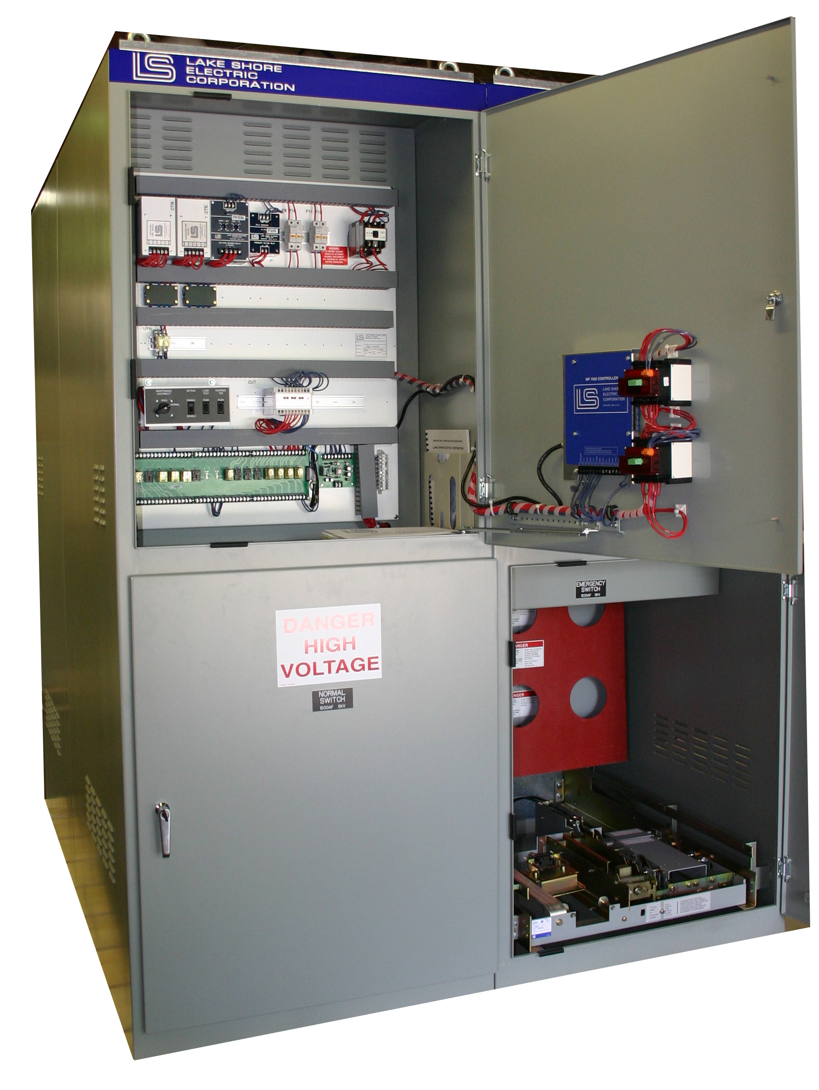 Custom Switchgear Low Voltage Paralleling Metal Clad Wiring Diagram High Switch Gear