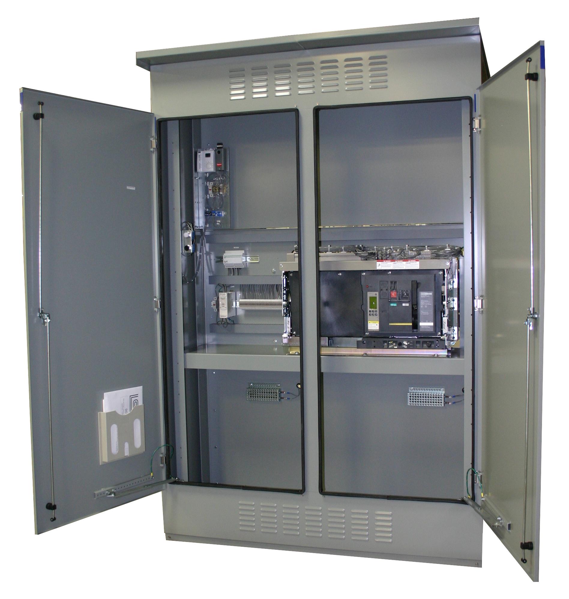 Custom Switchboards Manufacturer ndash Switchgear System Lake